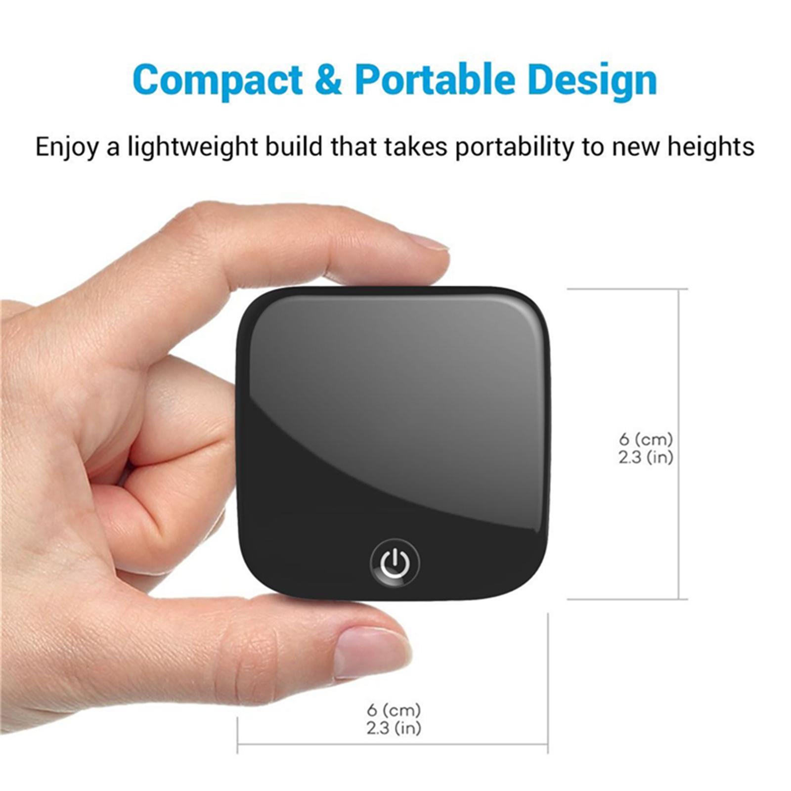 Buy the Dynamix BLUECAST-2 Bluetooth 5 0 Transmitter