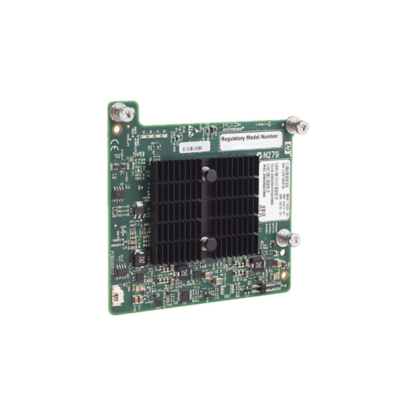644160-B21 HP INFINIBAND FDR//EN 10//40GB DUAL PORT 544M ADAPTER