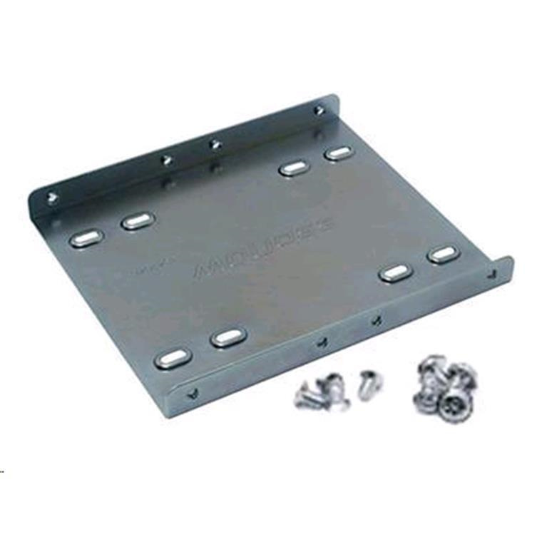 "Kingston SNA-BR2/35 2.5"" SSD to 3.5"" standard bay Mounting Drive Brackets and Screws go for SSDNOW"