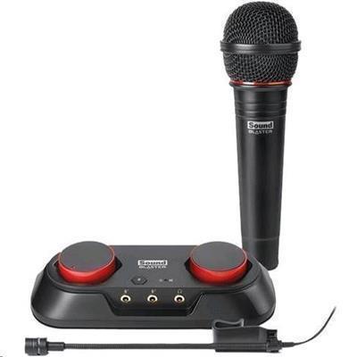 Buy the Creative Sound Blaster R3 24-bit 48KHz USB Interface Recording Kit  -    ( 70SB154000000 ) online