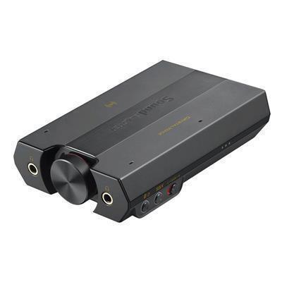 Buy the Creative Sound Blaster E5 High-Resolution USB DAC