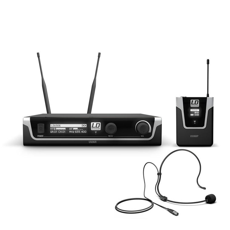 Buy The Ld System Ld Systems Ldu506bphl Wireless Mic Sys Bodypack