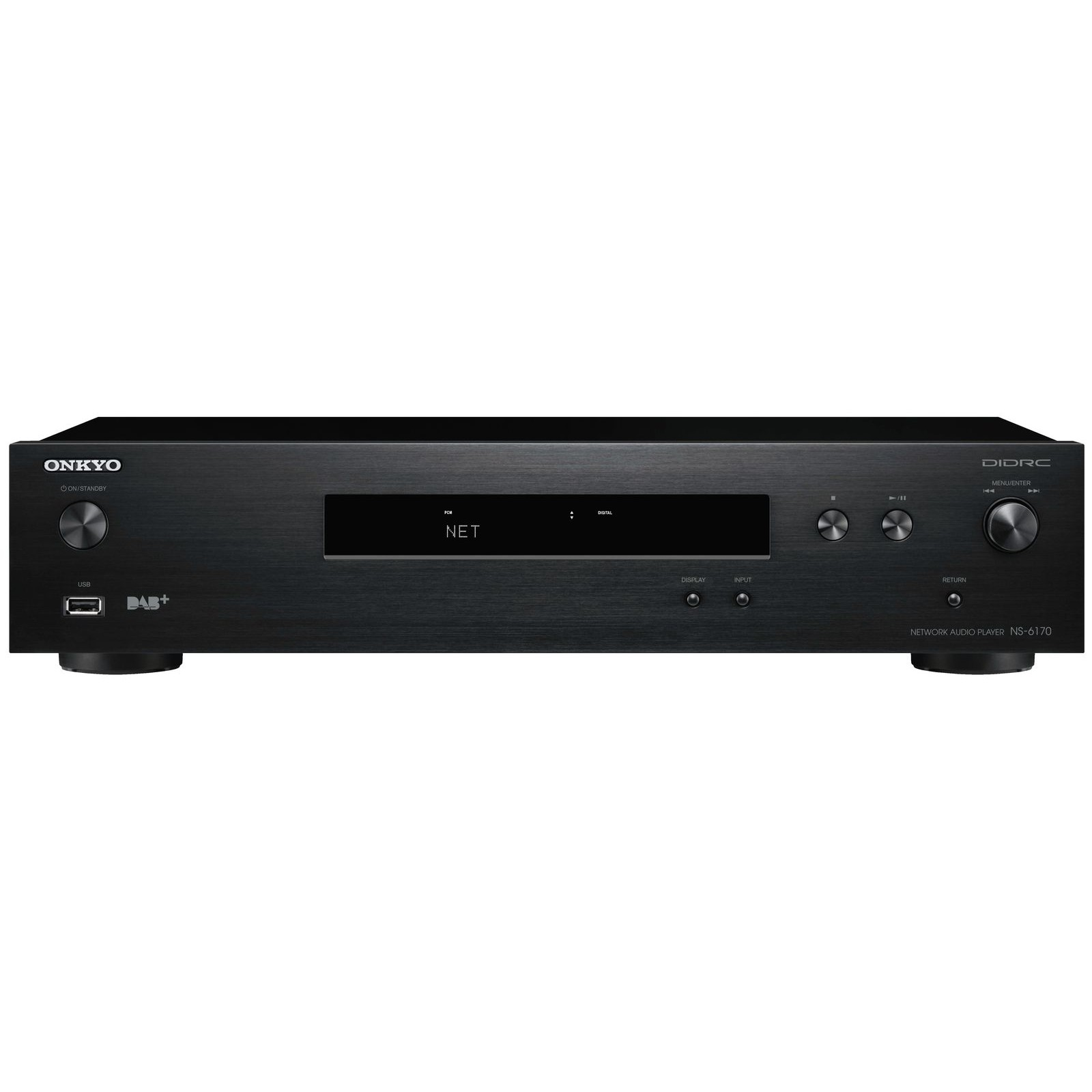 Buy the Onkyo NS-6170 Network Audio Player with Bluetooth - Dual