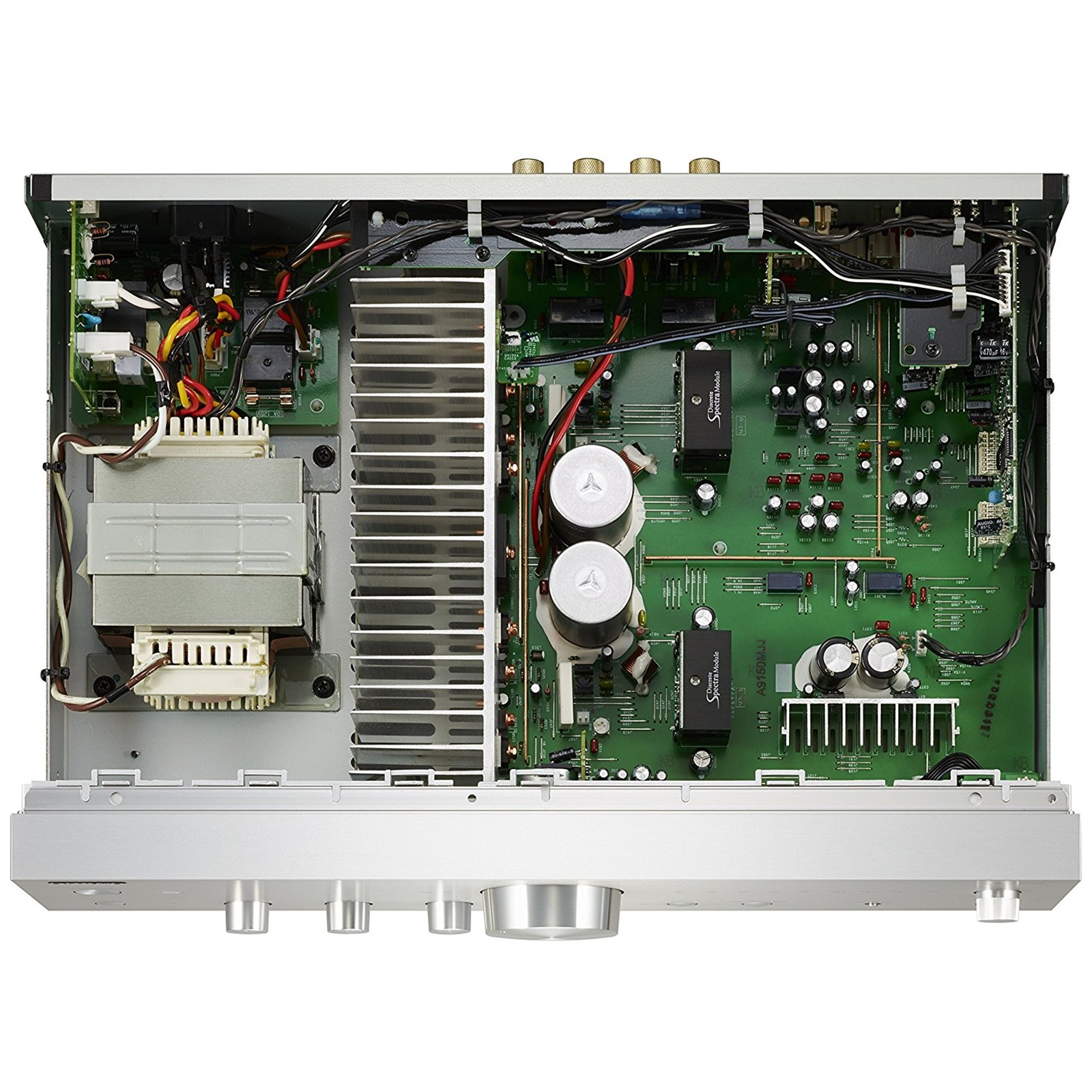 Buy The Onkyo A 9150 Integrated Stereo Amplifier High Current Motorola Hifi Power Circuit Design Grade Dac Didrc Filter Refined Amp With Discrete Spectramodule Silver