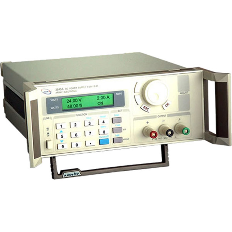 Buy the Array 3645A Programmable Linear DC Power Supply 0 36V, 3A