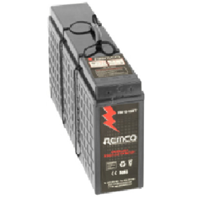 Buy the REMCO RM12-100FT Standby Stationary VRLA Front