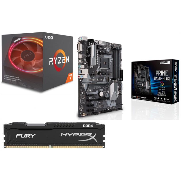 Buy the PB Upgrade Kits CPU, RAM & Motherboard 11009 AMD Ryzen 7