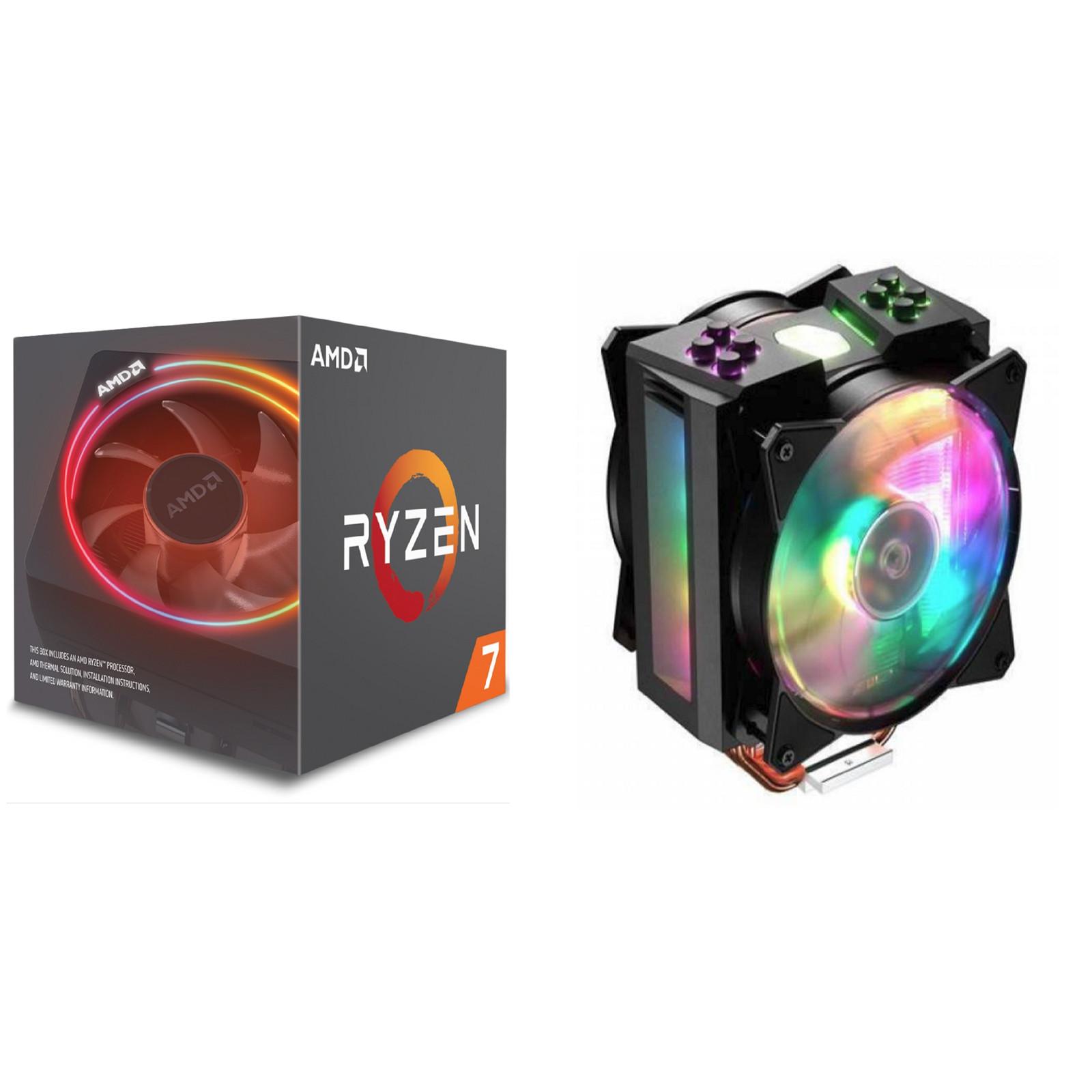 Buy the PB Upgrade Kits CPU & Cooling Kit 13005 AMD Ryzen7 2700X
