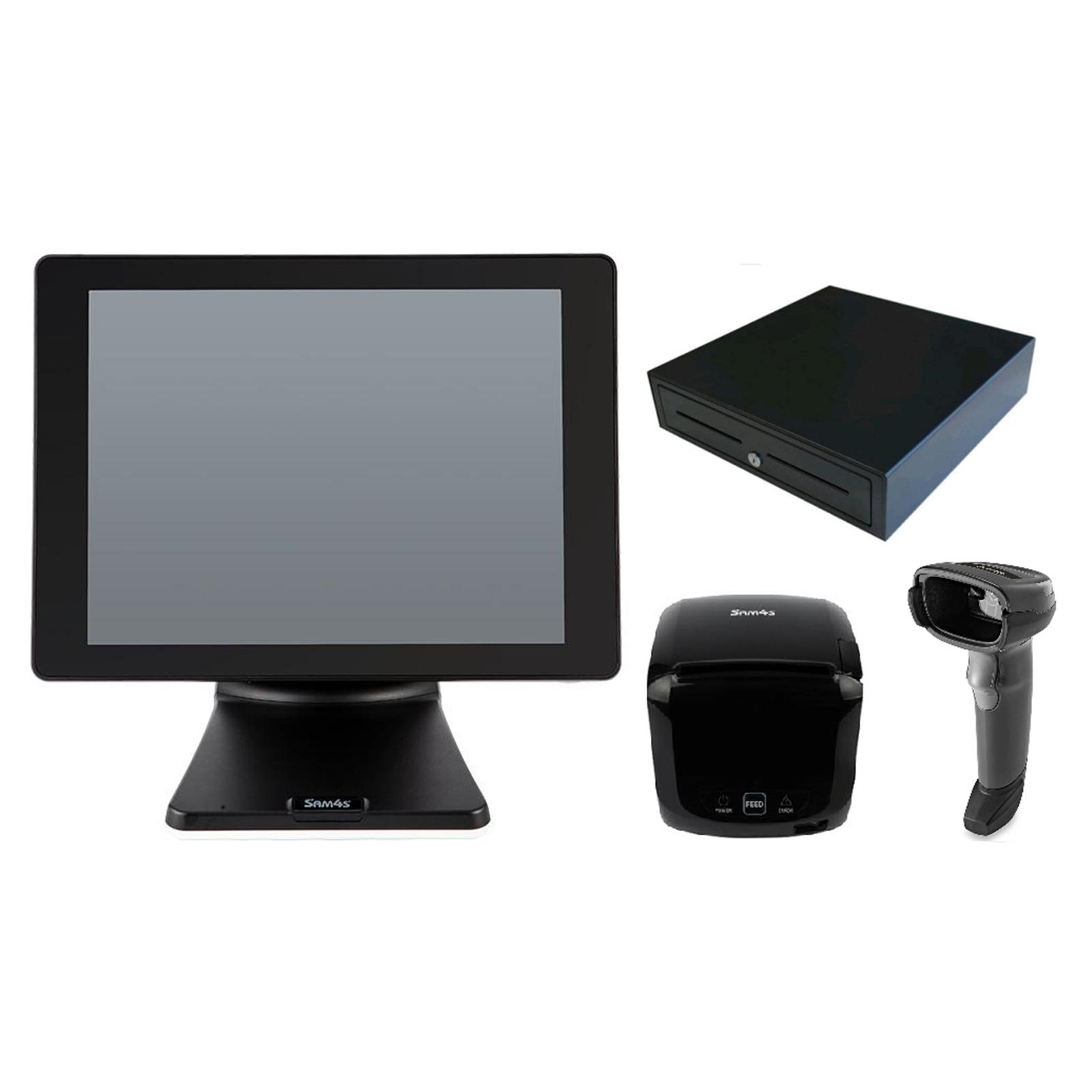 Buy the SAM4S POS Bundle - Titan 260S POS Terminal + Giant