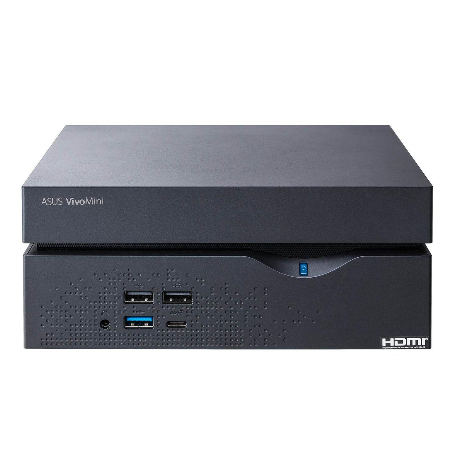 ASUS VivoMini VC66R USFF Intel Kaby Lake Core i7 7700 3.6Ghz QuadCore,  support triple display via DisplayPort, HDMI, DVI, 2 X DDR4 SODIMM,1 X M.2,  ... bf804b102772