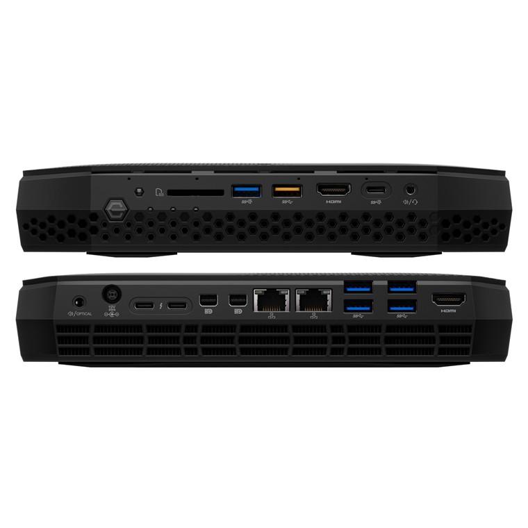Buy the Intel NUC BOXNUC8I7HVK4 Barebone Mini PC i7-8809G 4