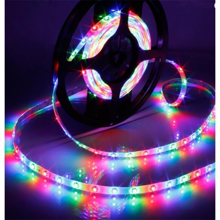 Buy the LEDWARE LED Flex Ribbon Strip Kit 12V 5m RGB LED/m