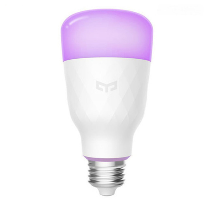 Wifi Light Bulb >> Buy The Yeelight Led Wifi Rgb Smart Light Bulb E27 800 Lumens