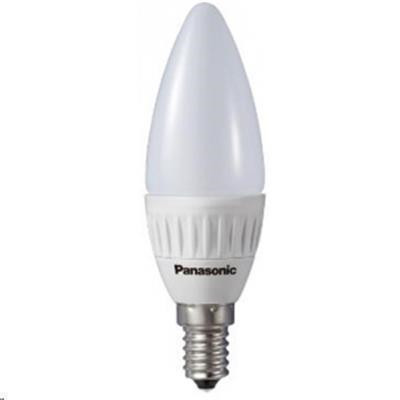 Buy The Panasonic 5w Led Bulb Frosted Candle 15000h E14 2700k Energy