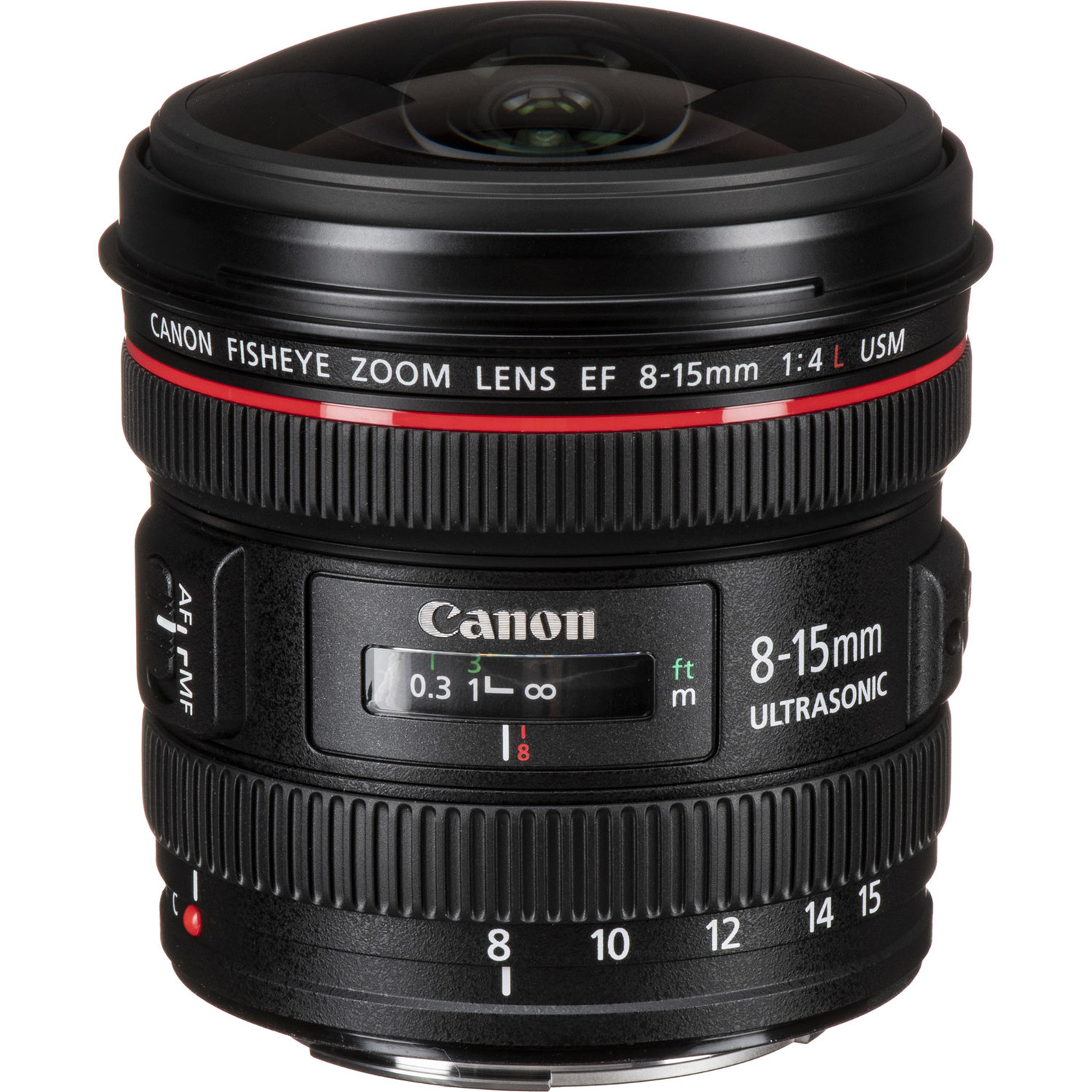Buy the Canon EF 8-15mm f/4L Fisheye USM Lens - Optimized for Canon ...