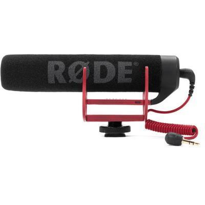Buy the RODE VideoMic GO Lightweight On-Camera Microphone
