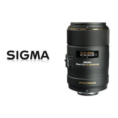 Buy the Sigma 105mm f/2.8 EX DG OS HSM Macro Lens (Optimized for ...