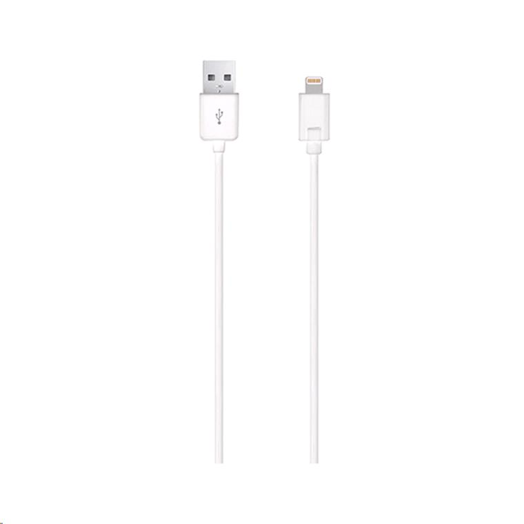 3SIXT Charge & Sync Cable - Lightning - 1m - White