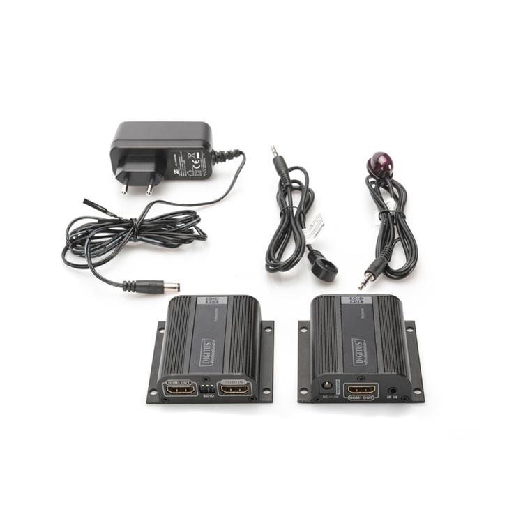 Buy the Digitus HDMI Video Extender Over Cat6 Full HD 1080p