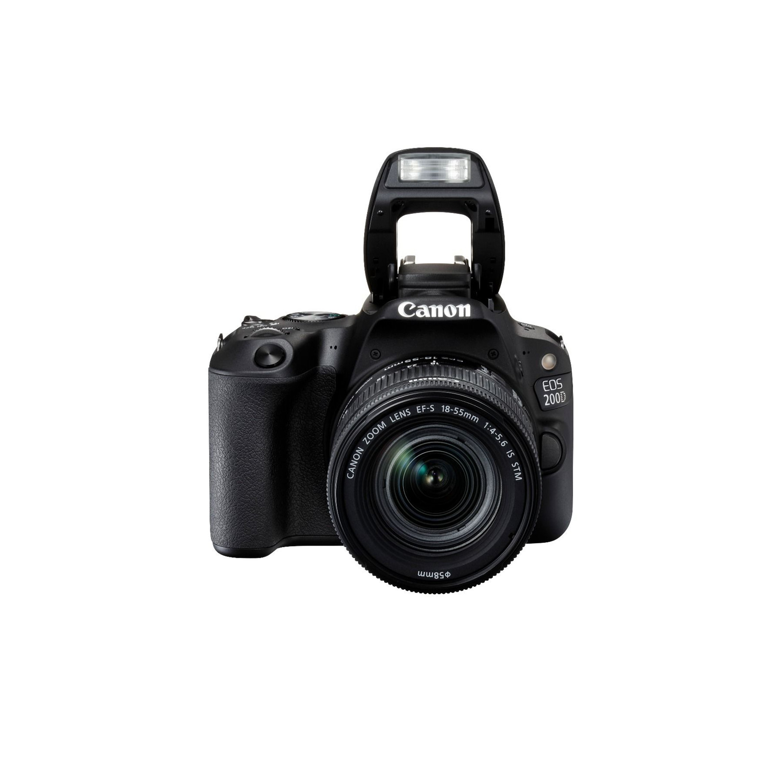 Buy The Canon Eos 200d Digital Slr Camera W Ef S 18 55mm F 35 56 Tripot Mini Universal Monopod Kamera Dslr Gopro Hp Youtubers Is Stm Lens Kit Approx 2420 Megapixels Cmos Sensor 3 Inch Lcd World Smallest And