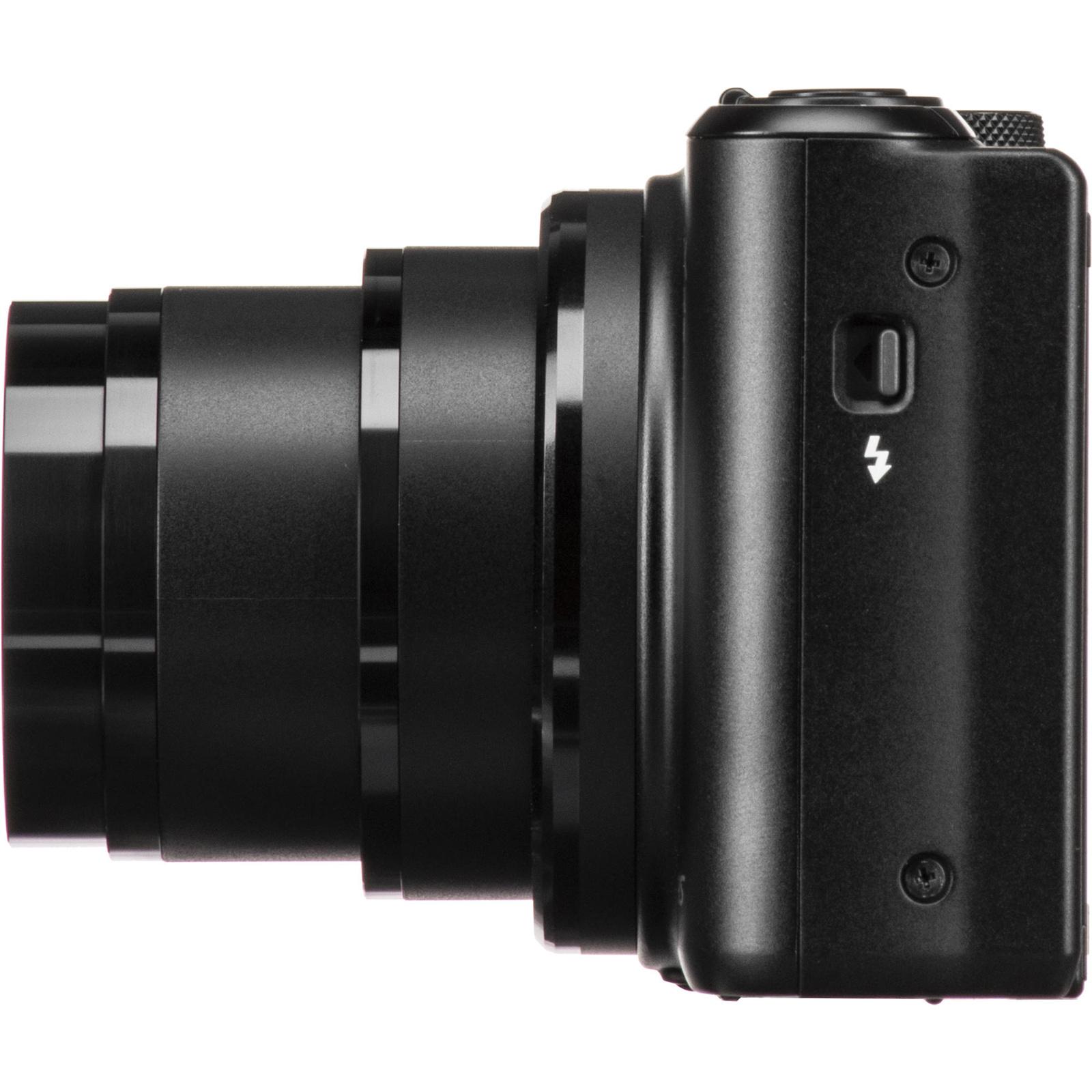 Buy The Canon Powershot Sx740 Hs Digital Camera Black 20 3 Megapixel 40x Sx740hsb Online Pbtech Co Nz