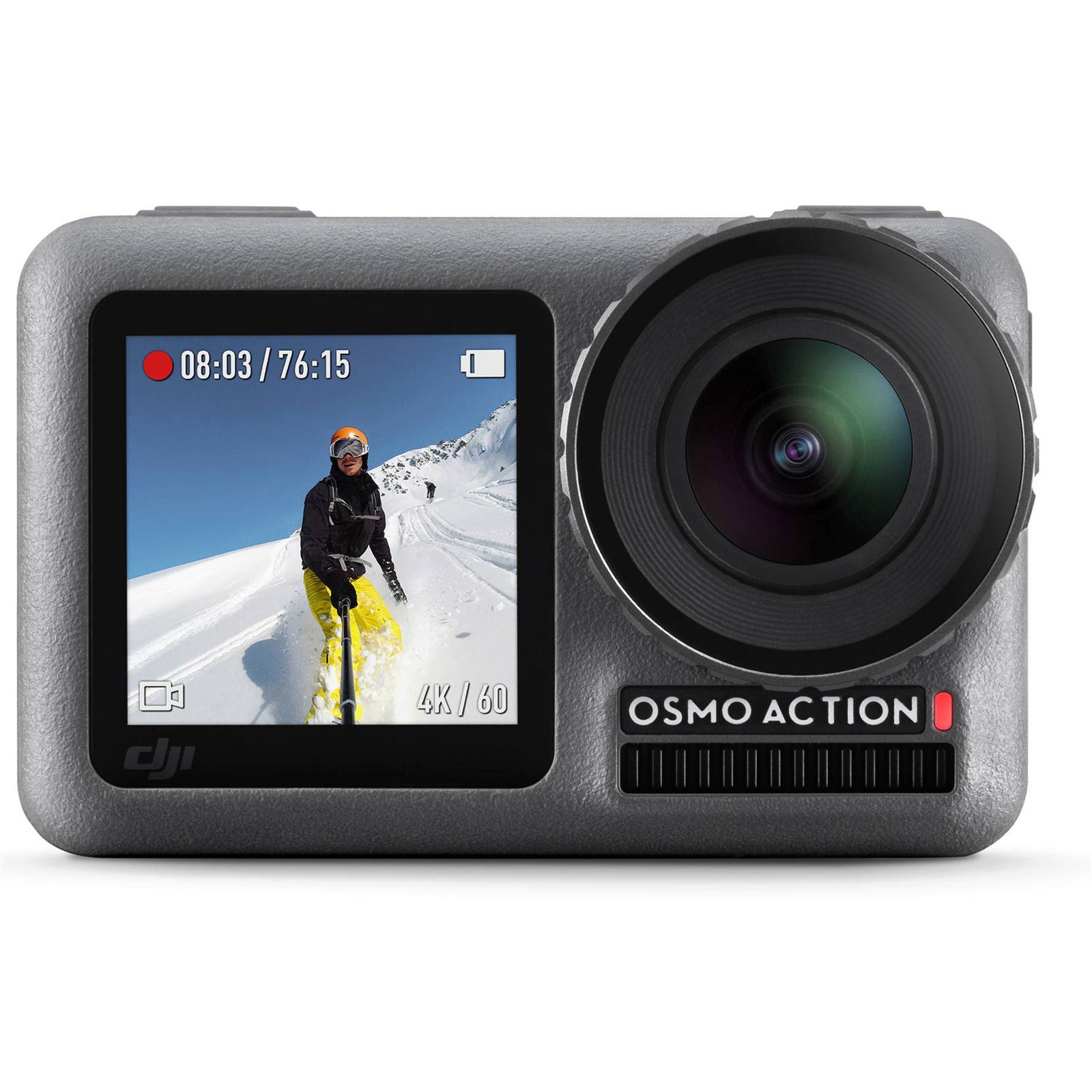 Buy the DJI Osmo Action Camera ,4K/60fps, 1080/240fps - Support 4K