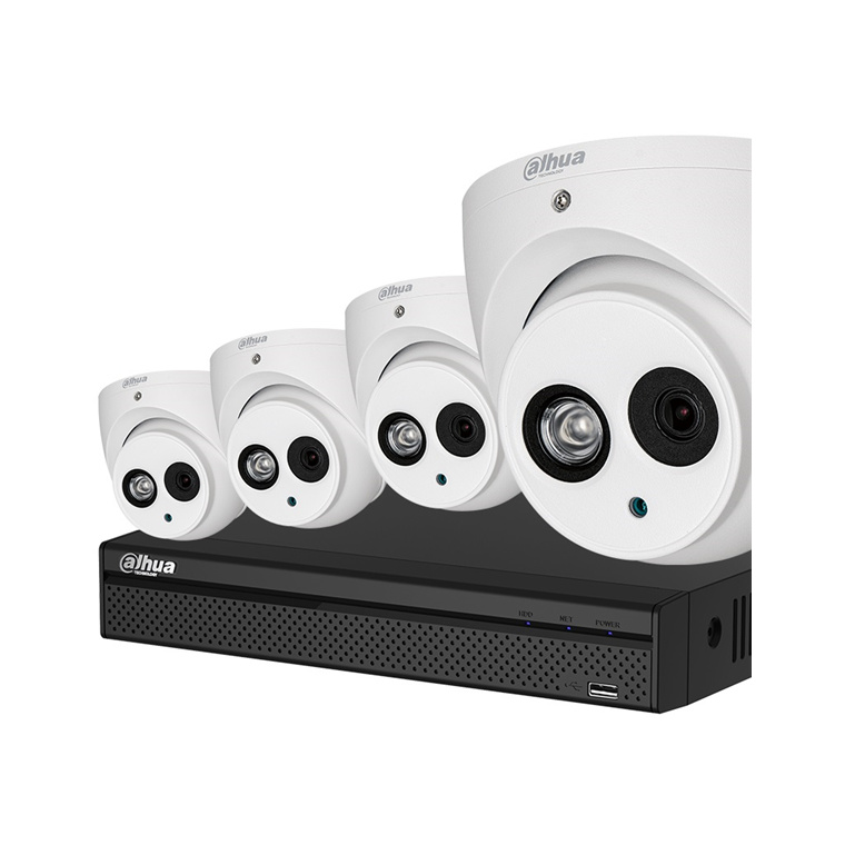 Buy the Dahua Full HD 4 Channel Digital Surveillance Kit  Includes