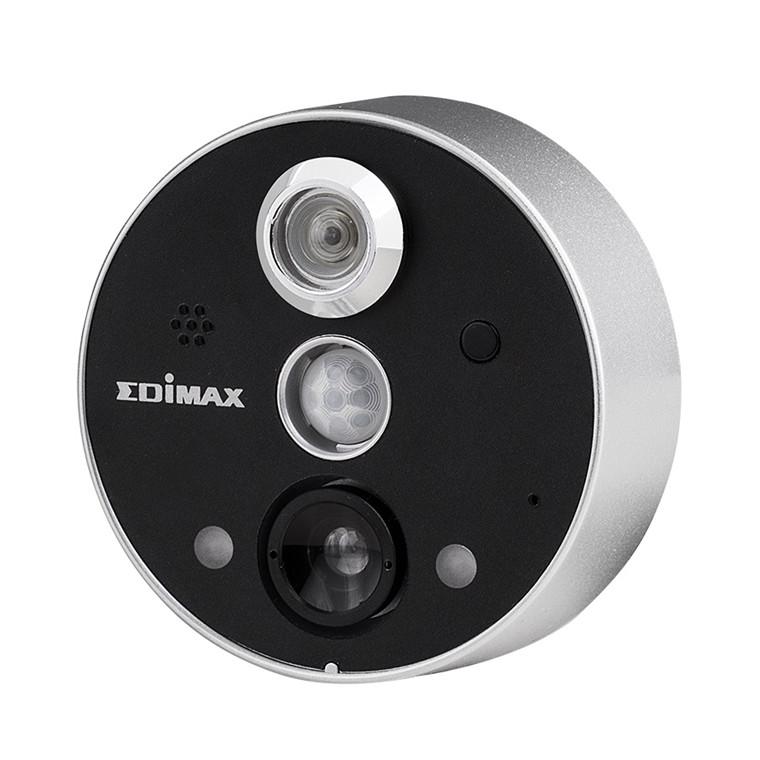Edimax Technology Co. Edimax Smart Wireless Peephole Door Camera