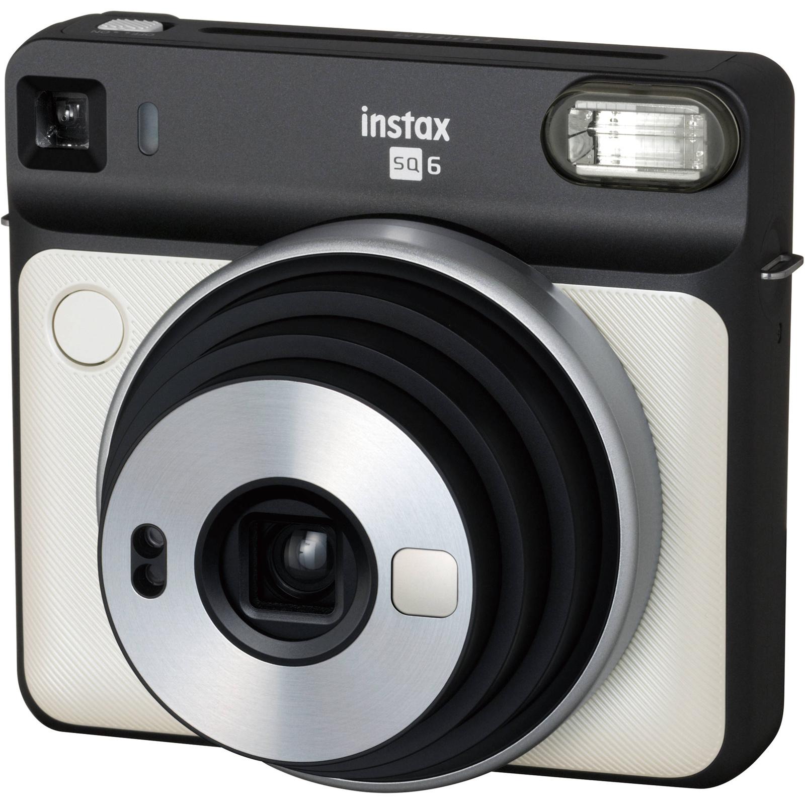 4df99d4747a69 Buy the FujiFilm Instax Square SQ6 Instant Camera Pearl White ...