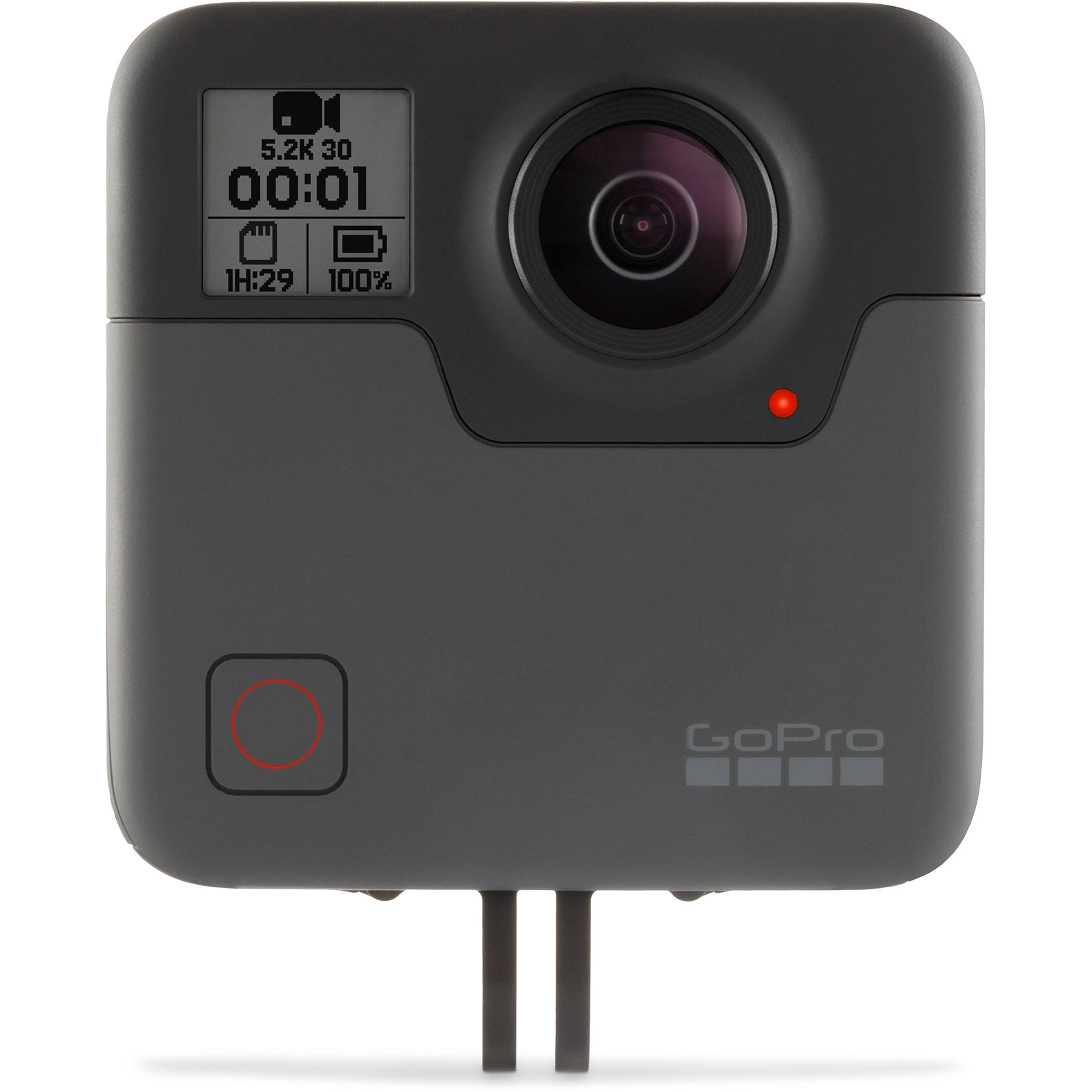 Buy the GoPro Fusion 360-Degree Digital Camera,Water-resistant up to