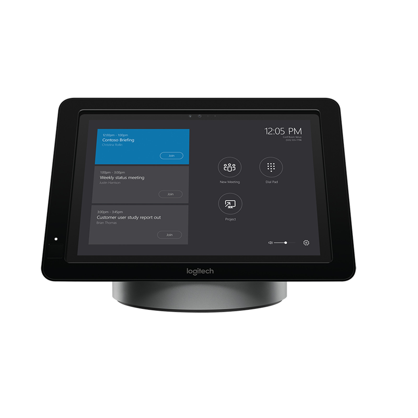 81d8b8ad157 Logitech Conference Cam Smart Dock , Dock Only, An i5 model Surface Pro 4  or Surface Pro 2017, Windows 10 Enterprise License are required - sold  separately