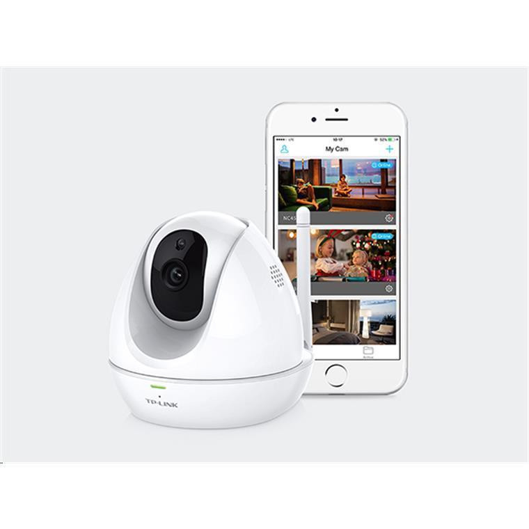 Buy the TP-Link NC450 HD Pan/Tilt Wi-Fi Camera with Night
