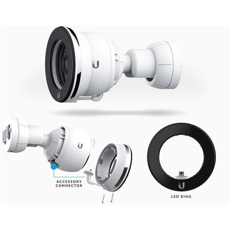 Buy the Ubiquiti UniFi Video UVC-G3-LED LED IR Range Extender For UVC-G3 (  UVC-G3-LED ) online