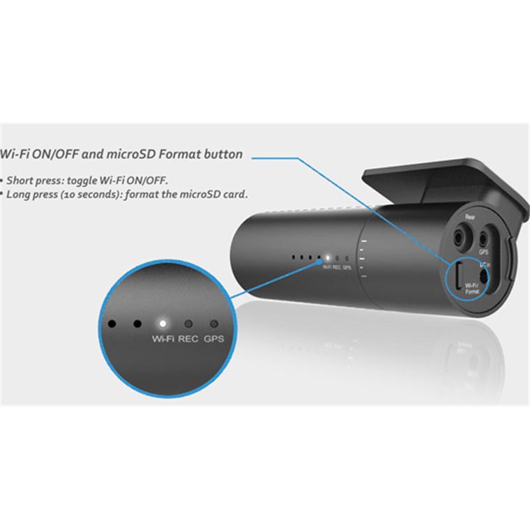 Buy the Black Vue DR590W-2CH Dashcam Dual Full HD Wi-Fi