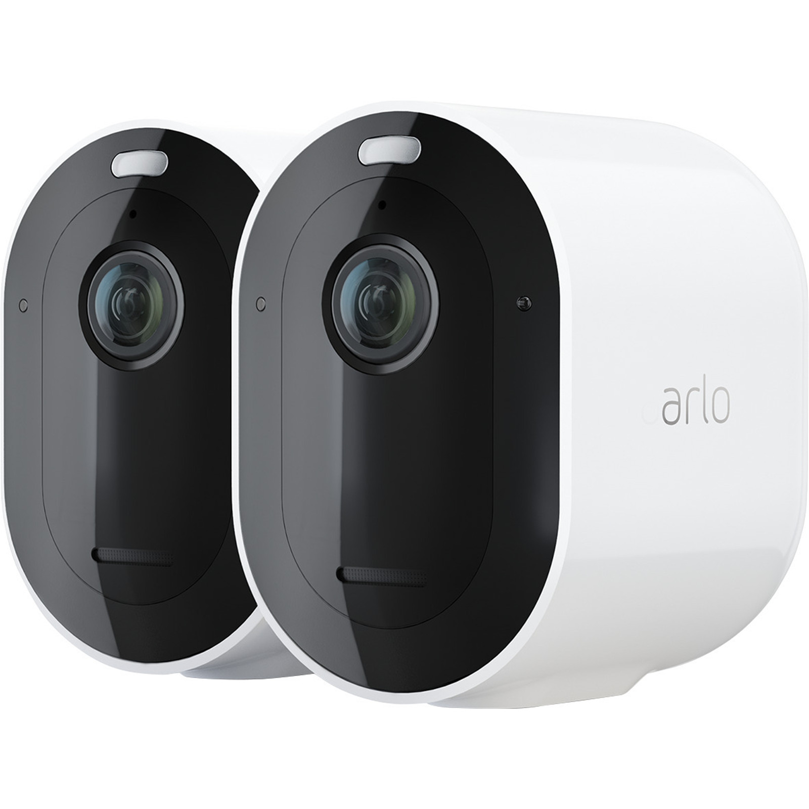 Buy The Arlo Pro 3 Vms4240p Wire Free Security Camera System 2 Camera Kit Vms4240p 100aus Online Pbtech Co Nz