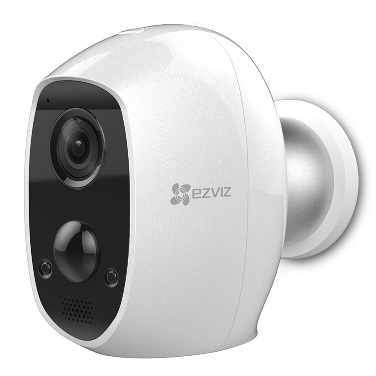 Buy the EZVIZ C3A Wire-Free Cloud Wi-Fi Camera, 1080p/H 264, 126°  Viewing    ( CS-C3A-A0-1C2WPMFBR ) online