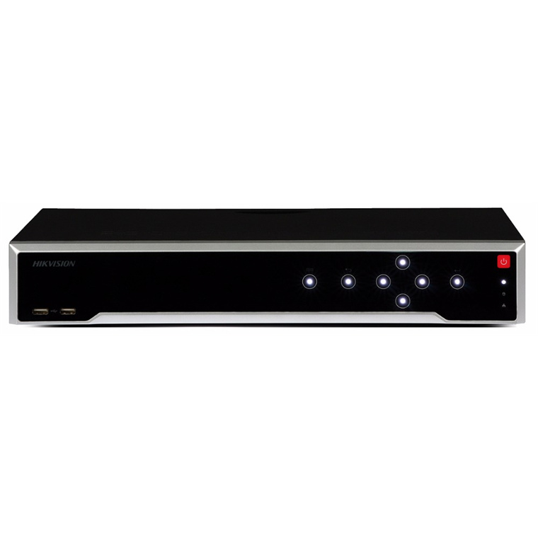 Buy the HIKVISION DS-7716NI-I4/16P 16 Channel NVR with 16 PoE & 4TB