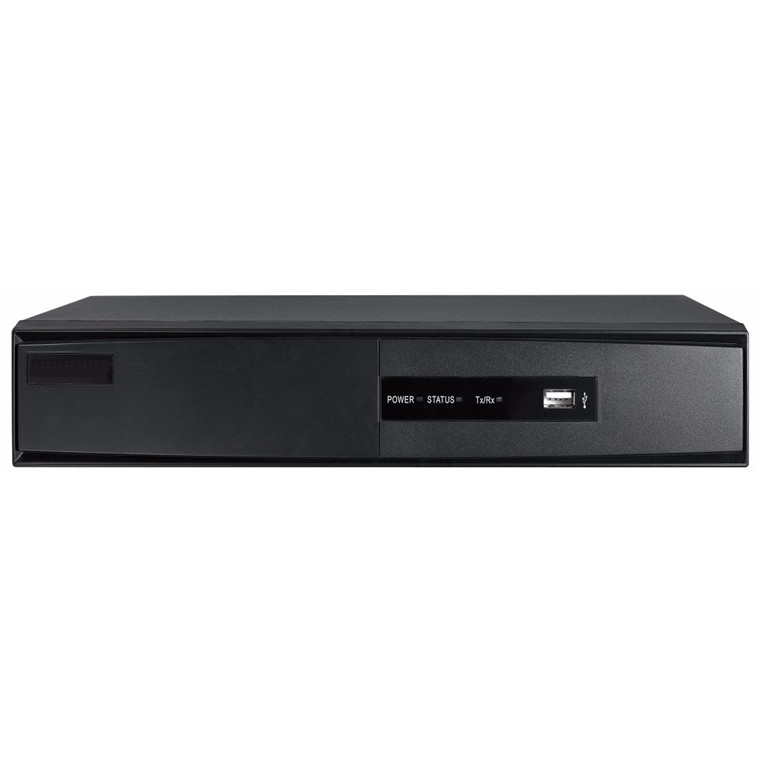 Buy the Hiwatch TVI Analog DVR-204Q-F1 Security DVR, 4 Channels