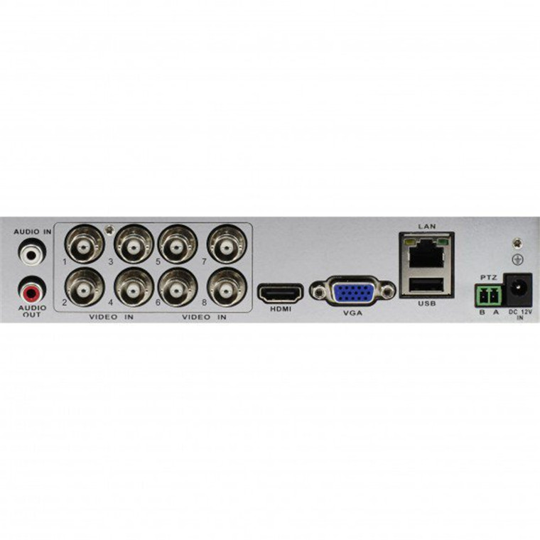 Buy the Swann 8 Channel Security System: 2MP/1080p Full HD DVR-4575