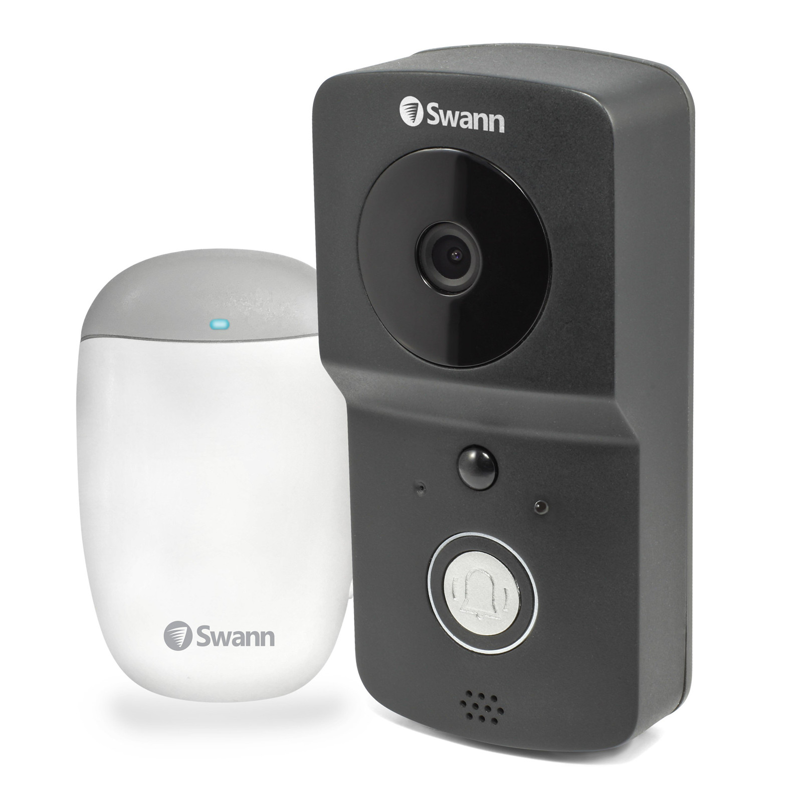 Buy The Swann Wire Free 720p Hd Smart Video Doorbell Kit With Chime Wiring A Honeywell Unit
