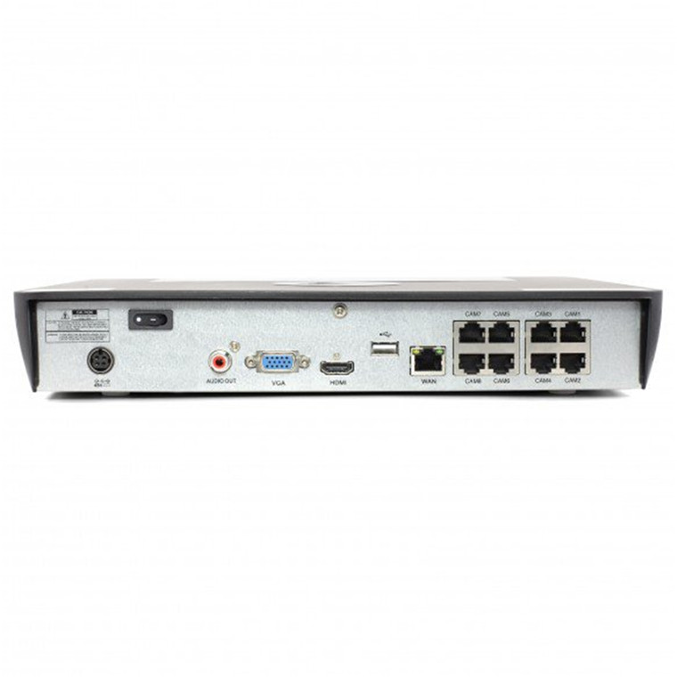 Buy the Swann 8 Channel Security System: 5MP Super HD NVR
