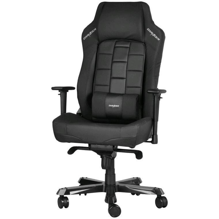 944c6055 DXRacer Classic Series OH/CE120/N Office/Ergonomic Chair Black PU Leather  (maximum load of 400lbs) - comfortably used for at least 8 hours a day -  lifetime ...