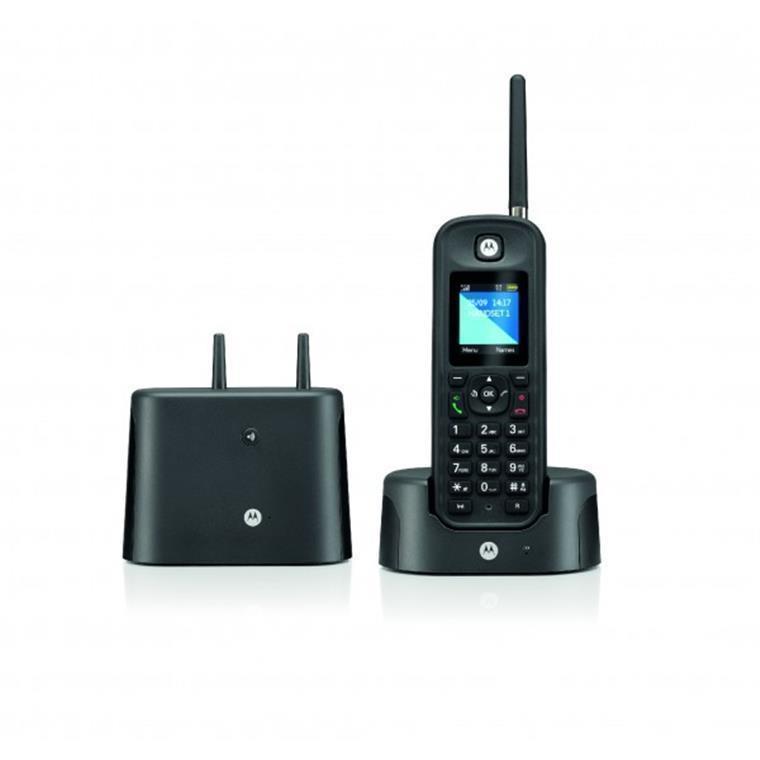 6a4d175f9f5 Motorola Long Range Commercial Cordless Phone. Range Up to 1 km In Open  Field
