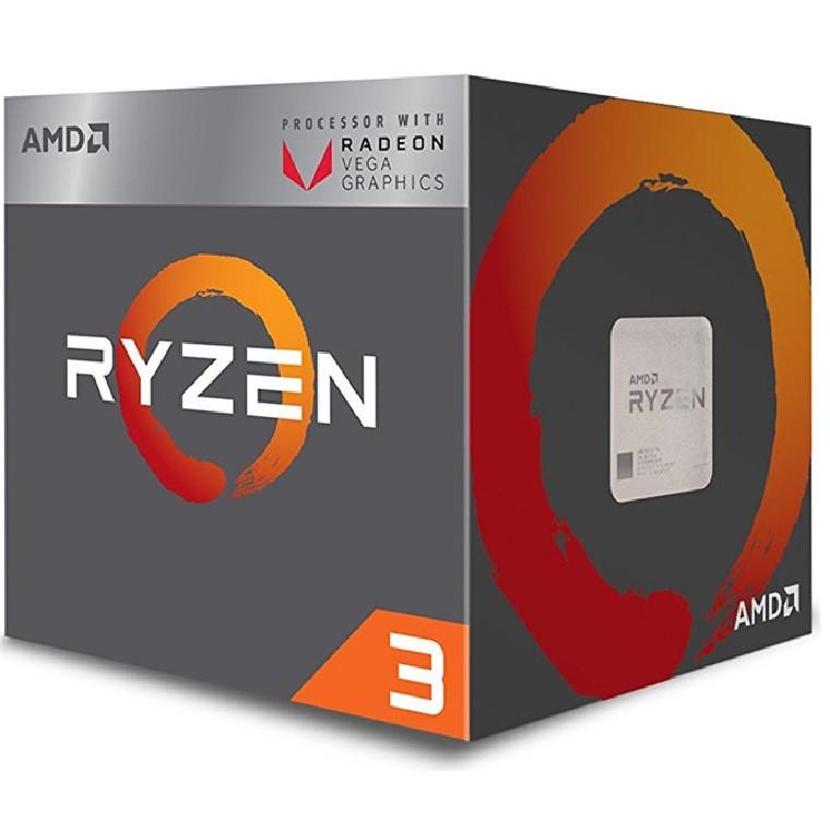 Buy the AMD Ryzen 3 2200G Socket AM4, 4 Core,4 Threads 3 5Ghz (3 7