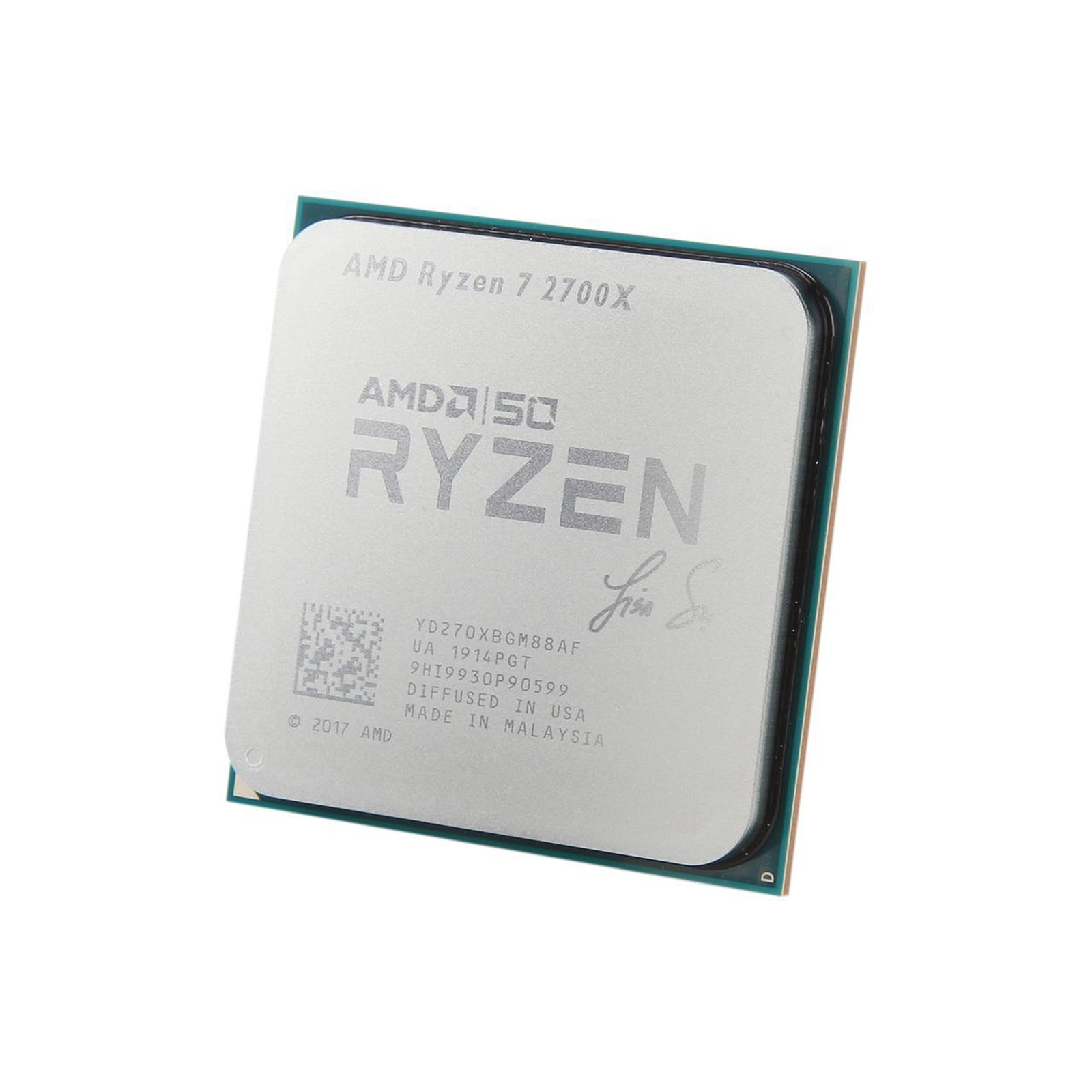 Buy the AMD Ryzen 7 2700X Gold Limited Edition 8 Core,16