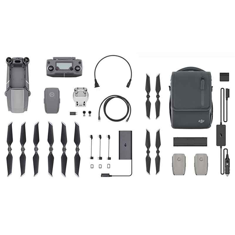 53a5b1ee4c9 DJI Mavic 2 Pro Drone with Hasselblad Camera - Fly More Combo - 1