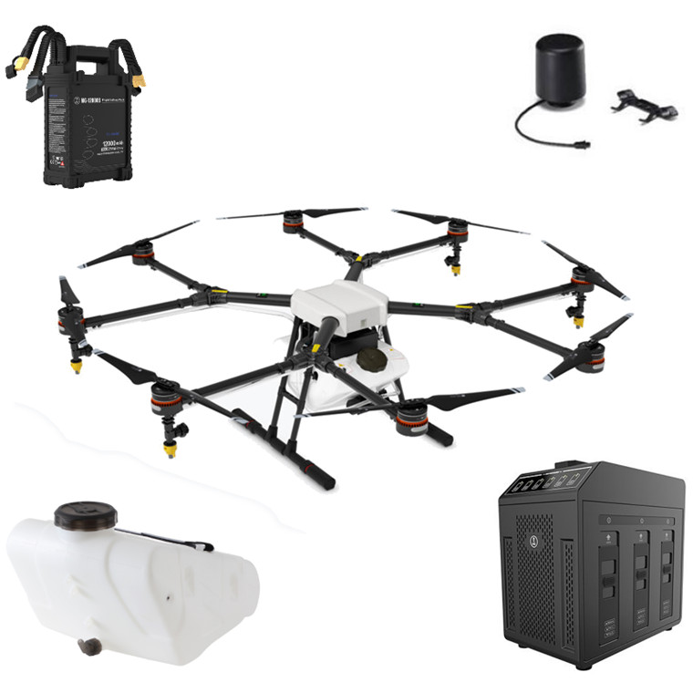 Buy the DJI AGRAS MG-1S RTK Drone (octocopter) carry up to