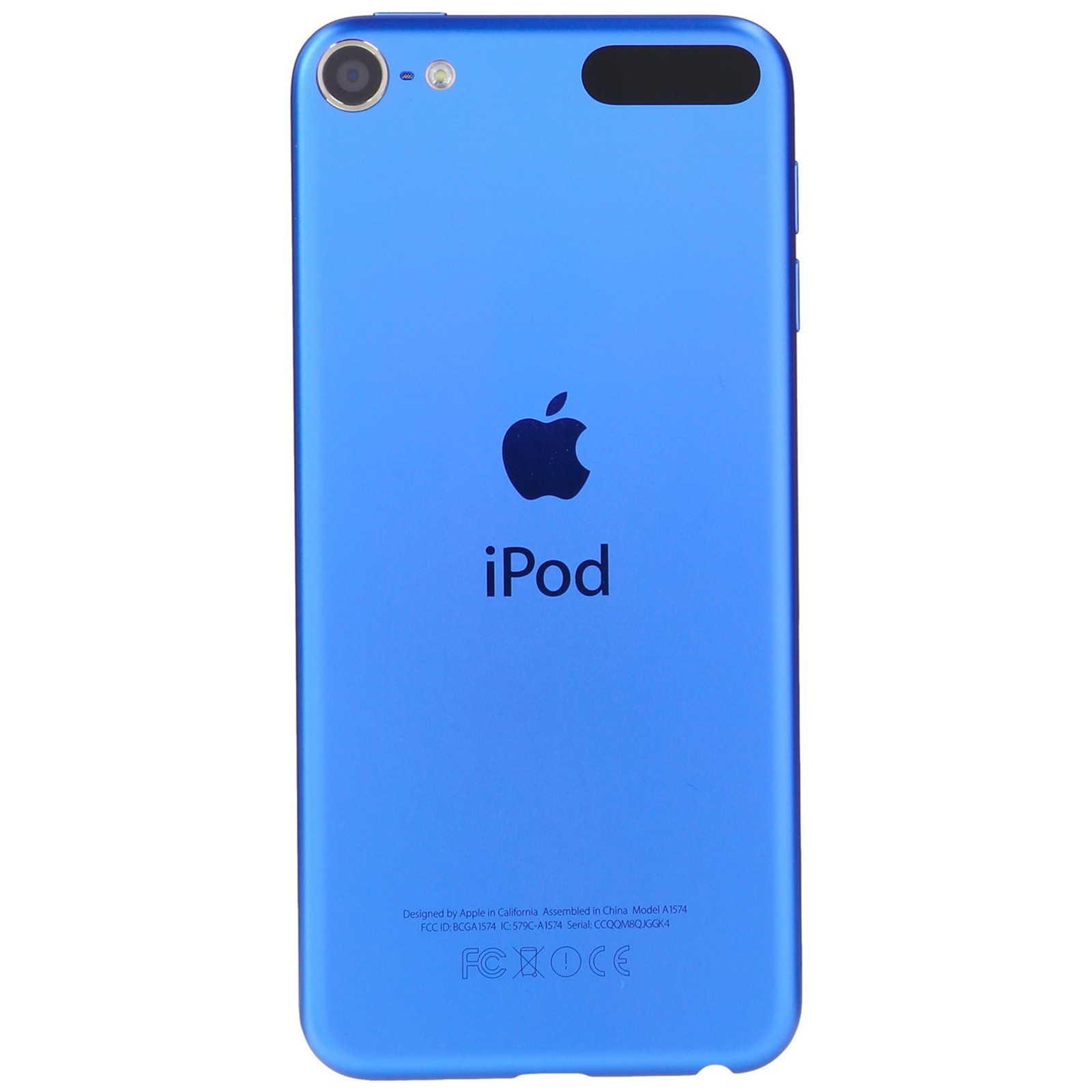 Buy The Apple Ipod Touch 6th Gen 128gb Blue Mkwp2zp A Online 6 32gb
