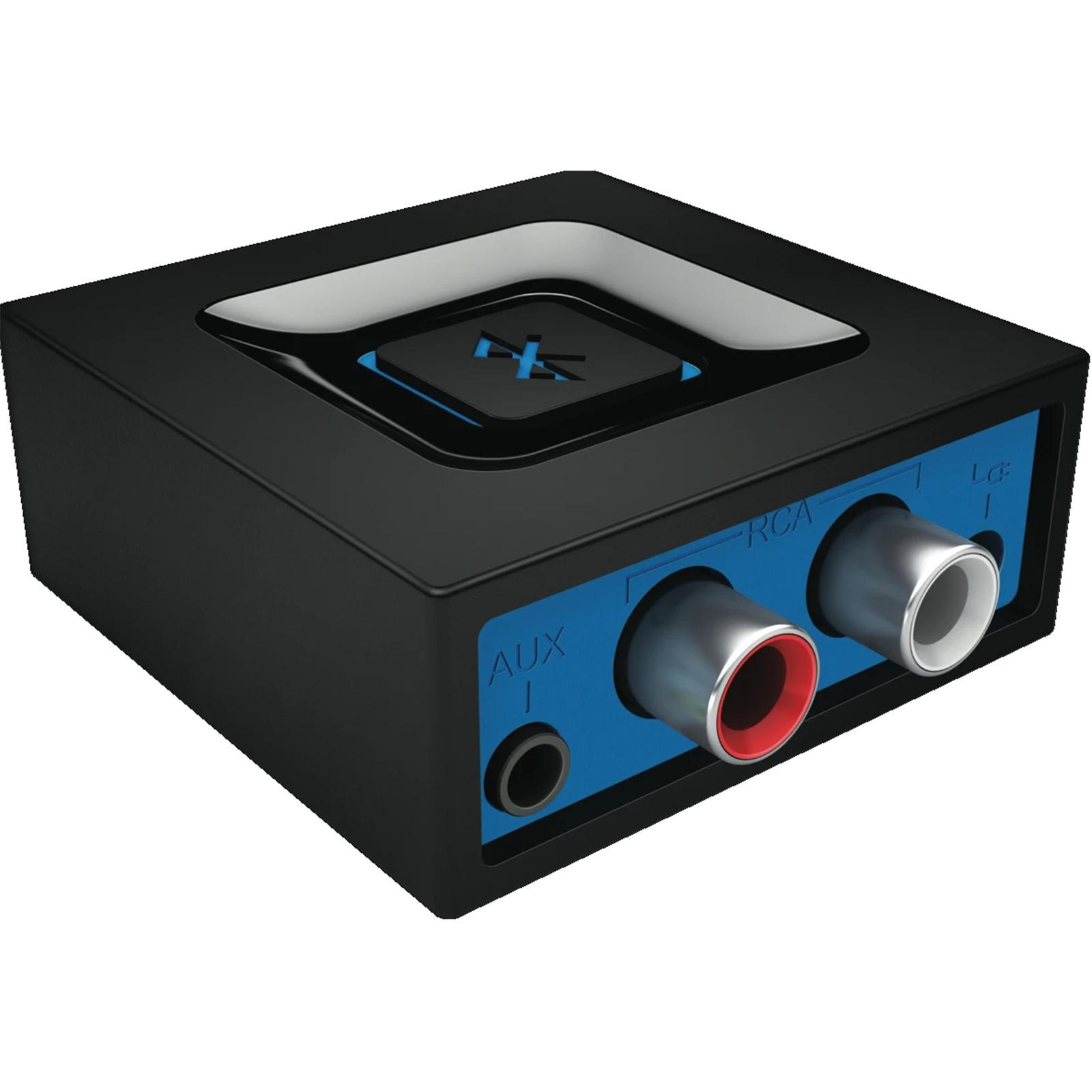 Buy the Logitech BLUETOOTH AUDIO ADAPTER Simple Setup Long Wireless