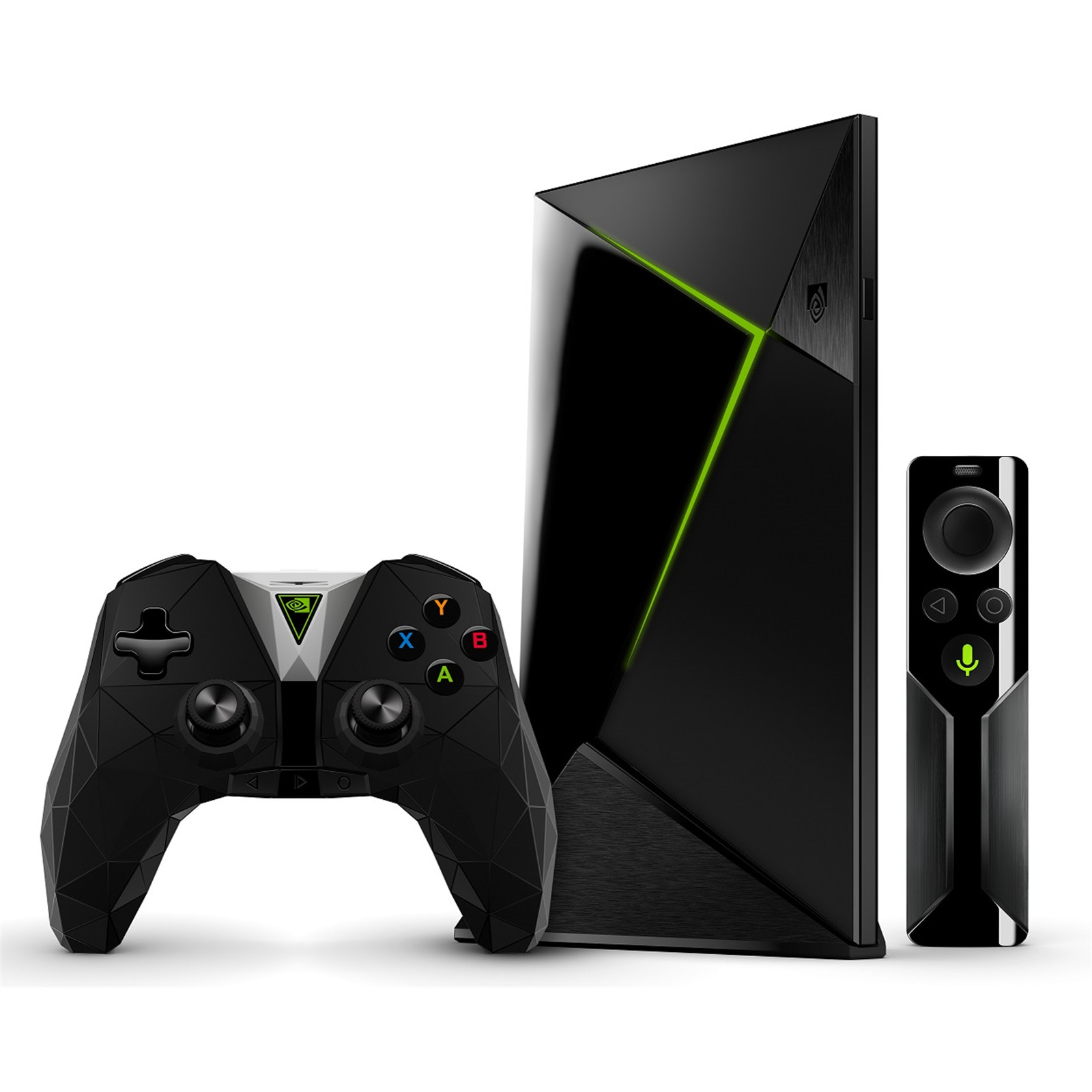 Buy the NVIDIA SHIELD TV 4K HDR Streaming Media Gaming Player with